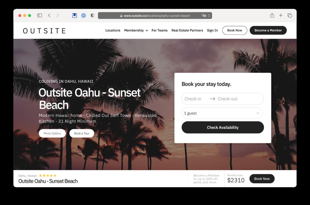 outsite no-code app examples