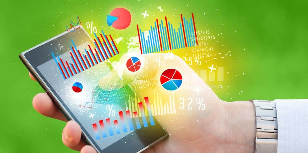 gathering data through mobile analytics is a huge business benefit of apps