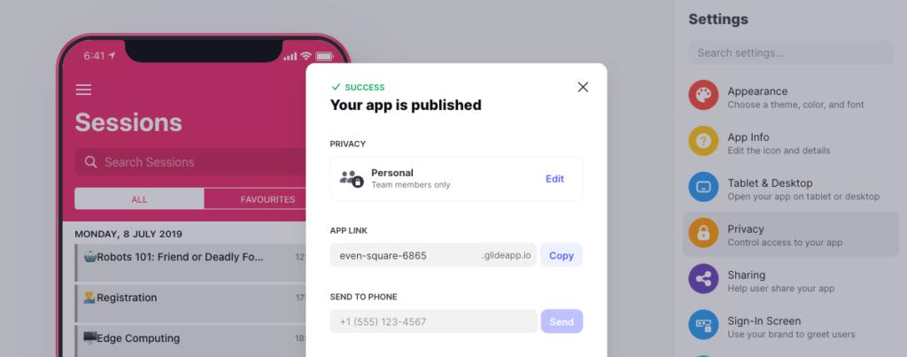 1st iteration of app mvp launch checklist 11