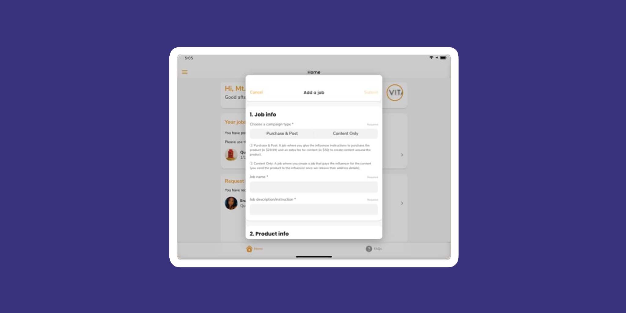 amazon influencers app